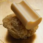 Bar of Soap and Sponge